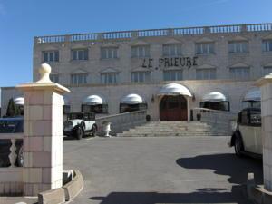Logis Hôtel le Prieuré