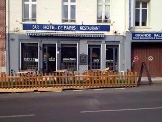 Hotel De Paris - Restaurant Le Mange-Vins