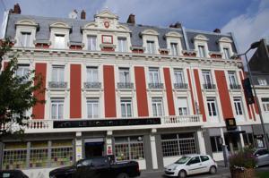 Logis Hôtel Mouton Blanc
