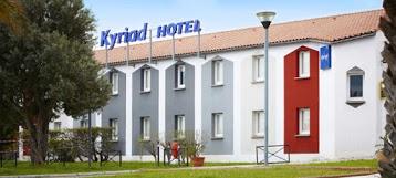 Hôtel Kyriad Perpignan Nord - Rivesaltes