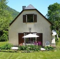 River Cottage,Lesponne, Bagneres de Bigorre, SW France. Self Catering Gite