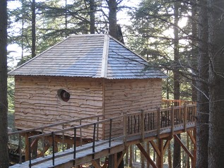 cabane Aude cabanes des Fumades