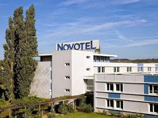 Hotel ibis Styles Marseille Provence Aéroport -Ex Novotel-