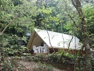 Camping Naturiste les Templiers