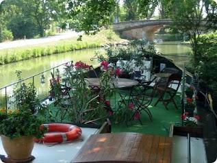 Péniche Soléïado - Chambres & Croisières - Canal du Midi