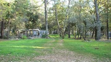 Camping Domaine Haute Garduere