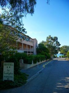 Hôtel les Eucalyptus