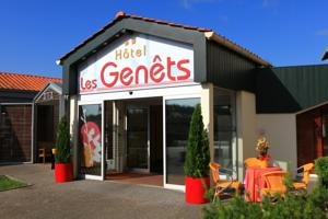 Hôtel Restaurant Les Genêts