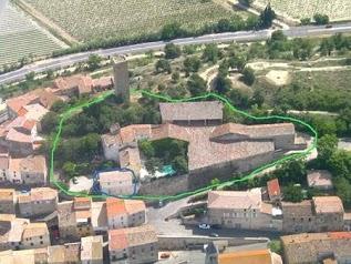 Gites ruraux Castrum de Montadino