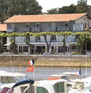 Hôtel du Cap