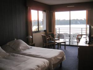 Hotel Le Pavillon Bleu