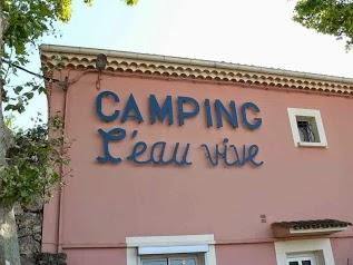 Camping L'Eau Vive