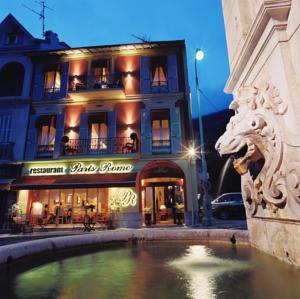 Logis Hôtel Paris Rome