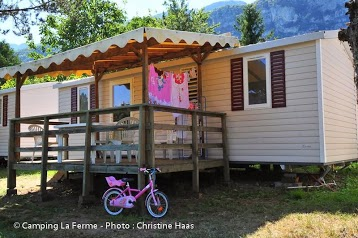 Camping La Ferme ***