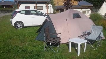 Camping les Prés d'Arly