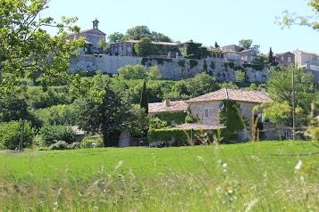 Mas les Espalisses gites en Provence