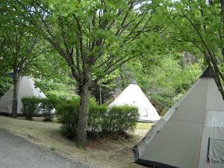 Camping Le moulin de Gournier