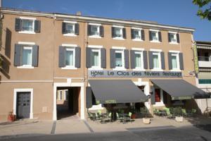 Logis Hôtel Le Clos des Oliviers