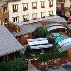 Hôtel SPA ***Restaurant Les Autanes
