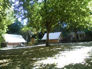 camping les grillons