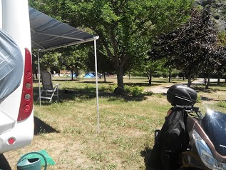 Camping St-James Le New Rabioux