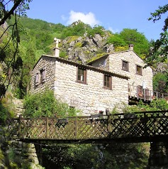 Gite du Pont Vieux - Maison de caractère Antraigues - location saisonnière vacances