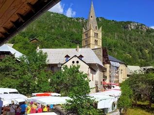 Vacances à Vallouise