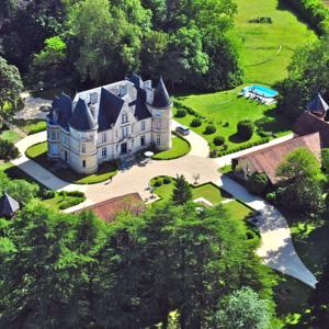 Château de Lestaubière