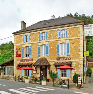 Logis Hôtel** Restaurant le Cygne
