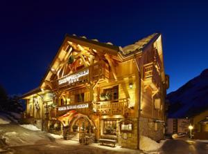 Hotel Restaurant Chalet Mounier ****