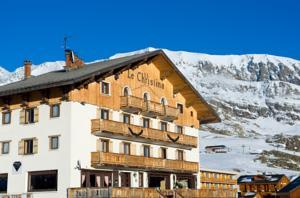 Madame Vacances - Hôtel Le Christina