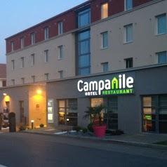 Hôtel Restaurant Campanile Roissy Le Mesnil-Amelot