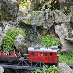 Le Jardin Ferroviaire