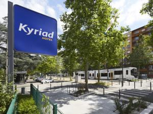 Hôtel Kyriad Grenoble Centre