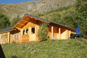 Camping Savoie Maurienne Le Domaine du Trappeur
