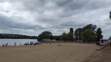 Base de loisirs et Camping du Lac de Pont l'Eveque