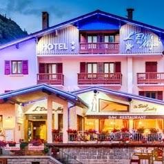 Hôtel L'Etoile des Neiges - Restaurant Le Saint-Landry