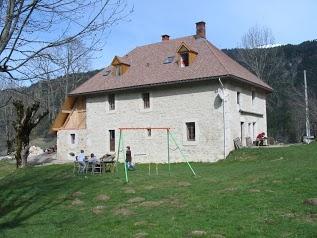 Gite rural et Chalets Les Clarines