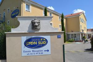 Hôtel Lyon Sud