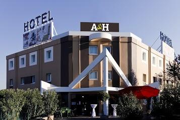 A&H Privilège Hotel Lyon - Saint Priest - Eurexpo - Bron