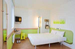 Hotel ibis budget Chambéry Centre Ville