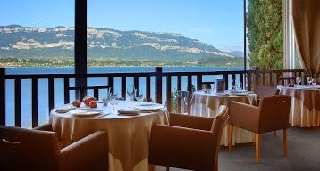 Hôtel Ombremont**** - Restaurant Le Bateau Ivre**