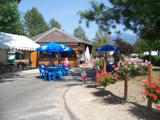 Camping Lac de Carouge
