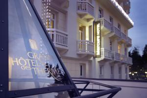 Hotel Mercure Brides Les Bains Grand Hotel des Thermes