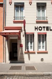 Hôtel Des Facultés