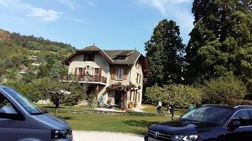 Hôtel Cottage Bise - Talloires Lac Annecy