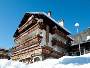 Hôtel la Montagne