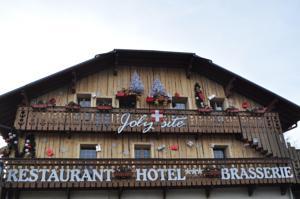 Chalet Hôtel Joly Site