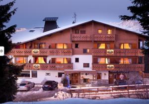 Chalet Hôtel Alpen Valley