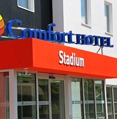COMFORT HOTEL STADIUM EUREXPO LYON MEYZIEU